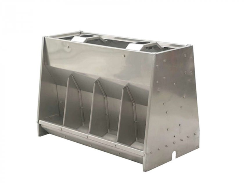 Stainless Dry Feed Trough